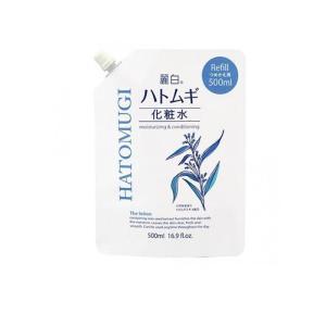 麗白 ハトムギ化粧水   500mL (詰め替え用)|tsuhan-okusuri