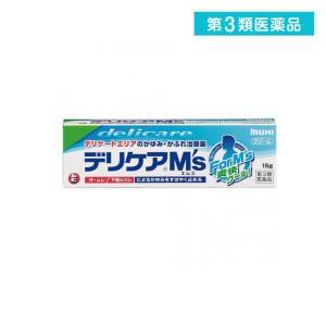 デリケアエムズ(M's) 15g 第3類医薬品