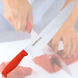 TojiroColor(トウジロウ カラー)モリブデンバナジウム鋼包丁は、ハンドルカラーは選べる6色...