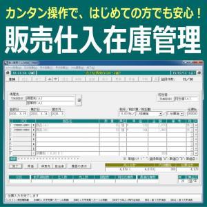 販売管理システム(売上管理・仕入管理・在庫管理)