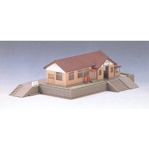 TOMIX 4002 木造駅舎セット|tsuichi