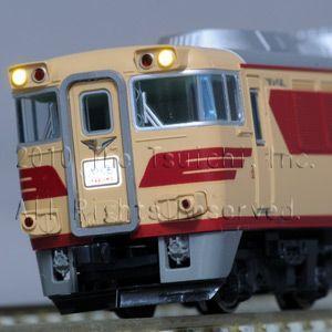 KATO 10-836 キハ181系 7両セット※10月再生産予定予約品※ tsuichi