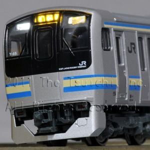 KATO 10 843 E217系横須賀線・総武線(新色)基本セット(4両) :10