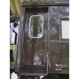 TOMIX 0891/0893 交換ドアセット(旧客用・Hゴム窓)|tsuichi