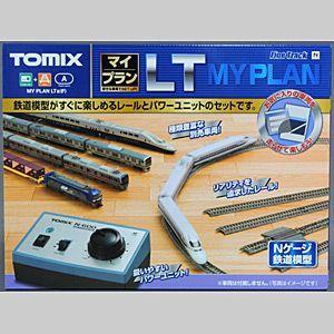 TOMIX 90947 レールセット マイプランLTIII(F)|tsuichi