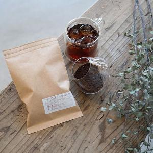 プレミアムアイスブレンドコーヒー水出し 50g中挽き ウォータードリッパー・ポタ用 珈琲|tsujimotocoffee