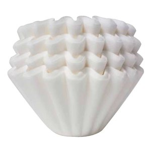 ウェーブフィルター155ホワイト1~2杯用 100枚入りウェーブドリッパー155専用|tsujimotocoffee