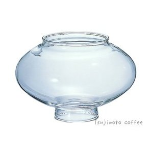 アイスコーヒー 水出しハリオ HARIO ウォータードリッパー・ポタ用スペアパーツ 上ボール(BU-PT-5) 珈琲 tsujimotocoffee