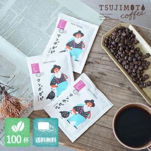グルメドリップバッグ コーヒー 珈琲 ケニア カリアイニAA 100杯分 スペシャルティコーヒー 送料無料|tsujimotocoffee