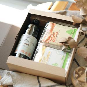 お中元 御中元 母の日 カフェインレスドリップコーヒー ギフト デカフェ オレベース 加糖 と2種詰め合わせ 珈琲 gift|tsujimotocoffee