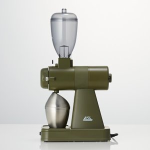 カリタ社のコーヒーグラインダー『ネクストG』。  ネクストGの特徴として最も注目したいのは新機能の静...