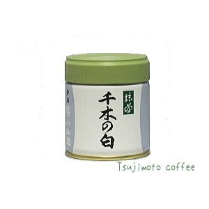 丸久小山園謹製 抹茶(薄茶)千木の白(ちぎのしろ) 40g|tsujimotocoffee