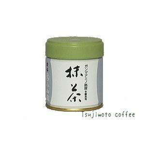 丸久小山園謹製 ガンマアミノ酪酸多量含有抹茶(ギャバロン抹茶) 40g|tsujimotocoffee