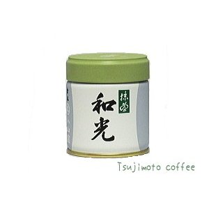 丸久小山園謹製 抹茶(薄茶)和光(わこう) 40g|tsujimotocoffee