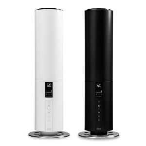 超音波式加湿器 duux Beam 5L 大容量加湿器 加湿機 ホワイトブラック タワー型 スタンド...