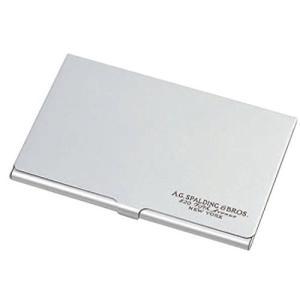 レイメイ藤井 カードケース スポルディングブロス アルミ BRV703 tsuki-no-ginka