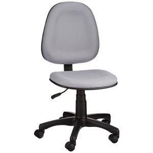 ナカバヤシ オフィスチェア デスクチェア 椅子 ハイバック グレー CNE-201N tsuki-no-ginka