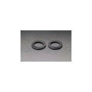 エスコ 17.5x12.0x2.0mmゴム平パッキン(2枚) EA423P-2|tsuki-no-ginka
