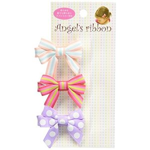 Angel's ribbon エンジェルズリボン(3ケ入) AR-Aset001|tsuki-no-ginka