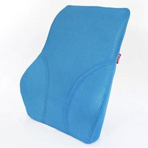 Home 腰痛クッション Lipropp 低反発 メッシュ生地 ランバーサポート 背当て オフィス ...