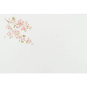 大黒工業  業務用  テーブルマット 桜 26×38cm 100枚 上質紙|tsuki-no-ginka