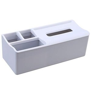 Saytay ティッシュ収納ケース ティッシュ箱 卓上ティッシュボックス 収納ケース ヨーロッパスタイル 多機能 家庭、書斎、テーブル、寝室、居間、事|tsuki-no-ginka