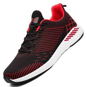 ランニングシューズ ジョギング スニーカー メンズ レディース スポーツ トレーニング ウォーキング カジュアル 軽量|tsuki-no-ginka