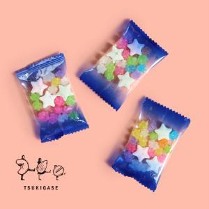 徳用ツインクルスター 500g お菓子 おつまみ 業務用 大袋 個包装|tsukigase