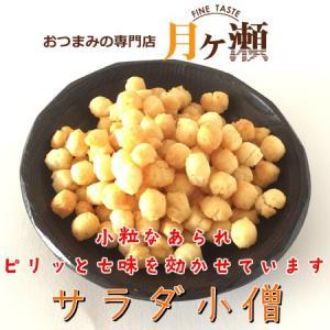 サラダ小僧 90g お菓子 おつまみ おかき あられ|tsukigase