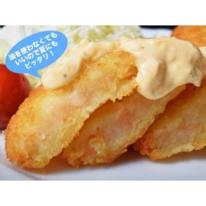えび エビ 海老屋の海老カツ 30個セット(30g×6個入×5袋) ご自宅用 惣菜 トースターOK お手軽 冷凍 送料無料|tsukiji-ichiba2|06