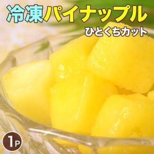 冷凍パイン カット 500g 冷凍 パイナップル パインアップル [冷凍同梱可能] 冷凍フルーツ 冷凍果実 ジュース スムージー|tsukiji-ichiba2