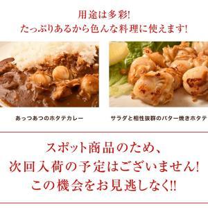 ほたて ホタテ 帆立 青森県産 ボイルホタテ 100g×10袋 1kg 冷凍 送料無料|tsukiji-ichiba2|04