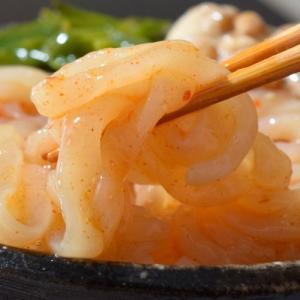 イカ いか イカキムチ 李さんの本格イカキムチ 150g×2P おつまみ 惣菜 酒の肴 韓国  冷凍同梱可能|tsukiji-ichiba2|04