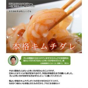 イカ いか イカキムチ 李さんの本格イカキムチ 150g×2P おつまみ 惣菜 酒の肴 韓国  冷凍同梱可能|tsukiji-ichiba2|08