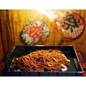 焼きそば やきそば 直火炒めお好み ソース焼そば 10食入り 200g×10パック 計2kg 冷凍 送料無料|tsukiji-ichiba2