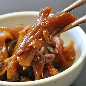牛スジ 牛すじ 送料無料 国産牛使用 お肉屋さんの 牛スジ煮込み 5袋セット 1袋160g 常温 同梱不可|tsukiji-ichiba2|02