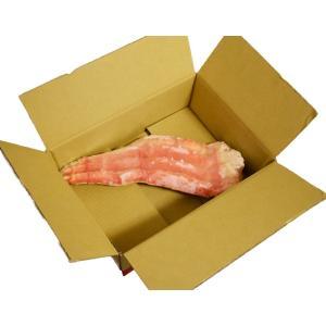 送料無料「特大ボイルタラバ蟹」ロシア産 1肩 約800g(2人前相当) ※冷凍【同梱不可】☆|tsukiji-ichiba2|04