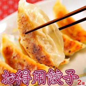 餃子 送料無料 お得用餃子 大容量 100個セット 17g×50個×2袋 ぎょうざ ギョウザ ビール おつまみ 冷凍 同梱不可|tsukiji-ichiba2