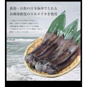 いか 烏賊 イカ イカ屋が作った究極のプレミアム塩辛 お得な紅白セット 各200g 合計400g 冷凍同梱可能|tsukiji-ichiba2|04