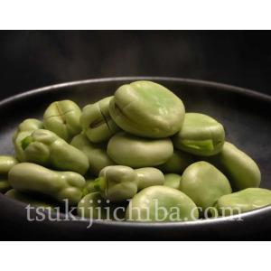 『蚕豆(そらまめ)』 鹿児島・指宿産  Lサイズ 約2kg ※冷蔵 ○|tsukijiichiba
