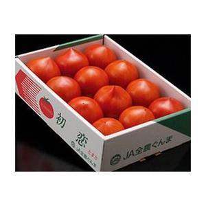 トマト フルーツトマト とまと『初恋トマト』 群馬産 900g 2S〜2Lサイズ (7〜20玉)|tsukijiichiba