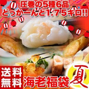 ≪送料無料≫海老福袋・夏 プチ海老餃子100個、海老カレー春...