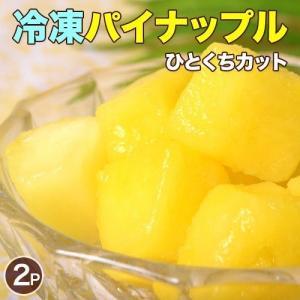 冷凍パイン カット 500g×2袋 計1kg 冷凍 パイナップル パインアップル [冷凍同梱可能] 冷凍フルーツ 冷凍果実 ジュース スムージー|tsukijiichiba