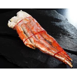【過去最大級】極大タラバガニ 1肩 約2.5kg(解凍後1.8kg) たらば たらばがに タラバ蟹 ギフト お歳暮 特大 約5人前 冷凍 送料無料 tsukijiichiba