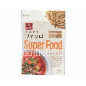 ファッロとはいわゆる古代小麦のことで、パイン小麦(普通小麦)の原種にあたる古代穀物です。噛み応えのあ...