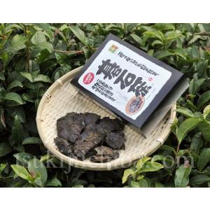 「碁石茶」 高知県大豊町産 50g(目安として15片前後)|tsukijiichiba