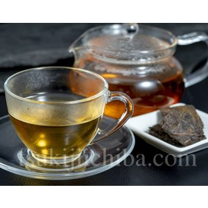 「碁石茶」 高知県大豊町産 100g(目安として30片前後)|tsukijiichiba