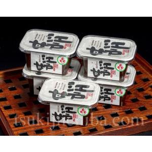あぶまた味噌「江戸甘味噌」 300g ×8Pセット tsukijiichiba