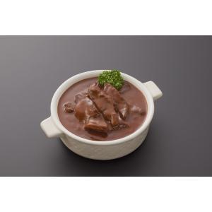 牛肉 牛タン 牛たんシチュー 210g×4パック 常温 ネコポス 同梱不可 送料無料|tsukijiichiba