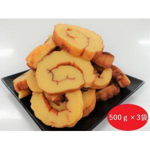 はしっこ伊達巻 500gx3P 計1.5kg ※冷凍 送料無料|tsukijiichiba